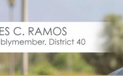 James Ramos Assemblymember