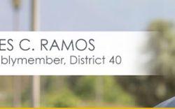 James Ramos Assemblymember