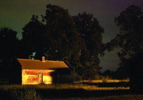 Jeanine Michna-Bales, Decision to Leave. Magnolia Plantation on the Cane River, Louisiana, 2013 Jeanine Michna-Bales