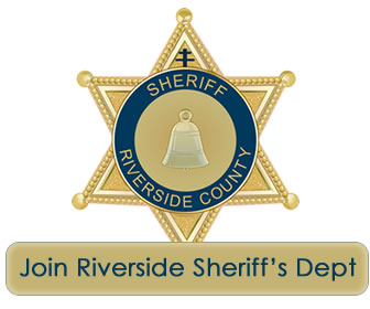 Join Riverside Sheriff's Department