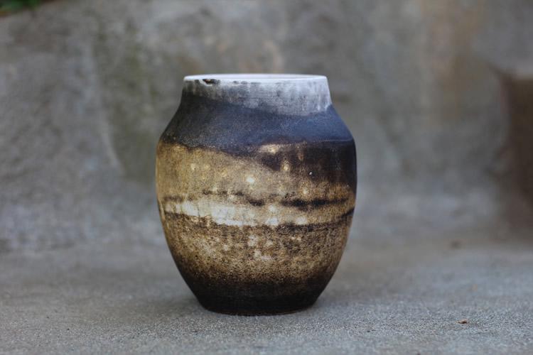 Kim Munkres - Obvara Fired Ceramics
