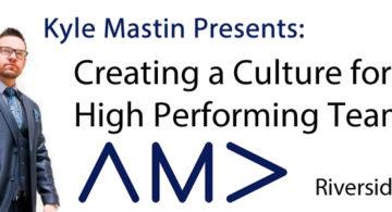Kyle Mastin to speak at AMA riverside