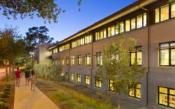 LEED Certified Millikan Laboratory at Pomona College