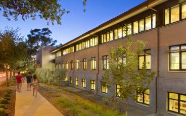 LEED Certified Millikan Laboratory at Pomona College