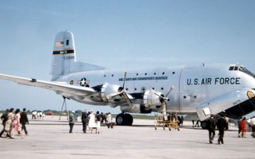 C-124 March Air Field Riverside