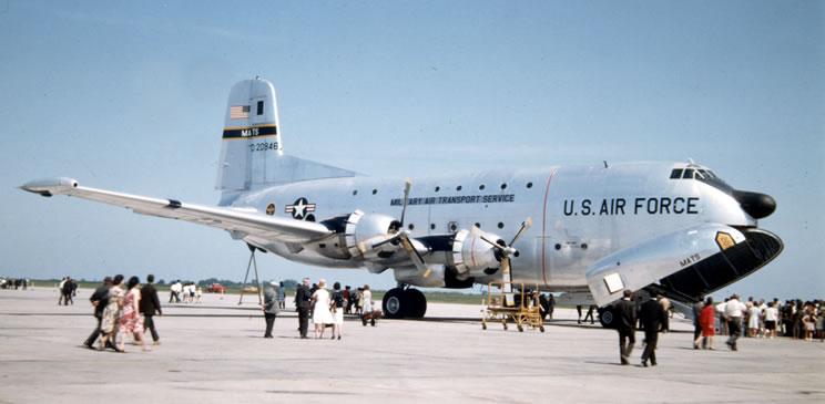 C-124 March Air Field Riverside