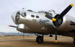 March Air Field Museum - B17 Bomber