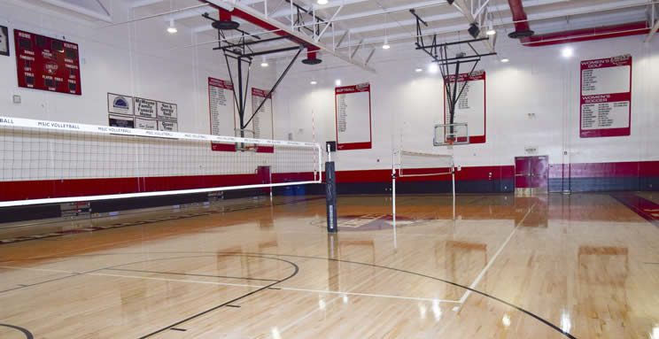 MSJC - Athletic Facilities