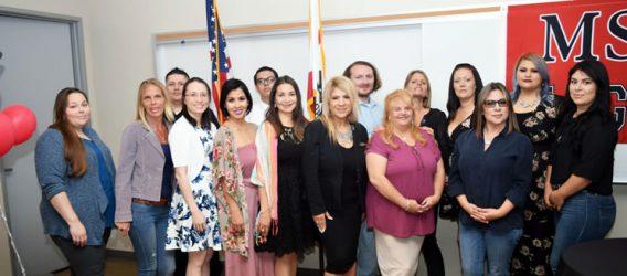 Mount San Jacinto College GED Ceremony