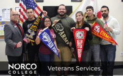 Norco College Veterans Center