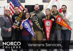Norco College Veterans Center