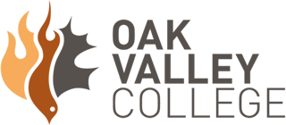 Oak Valley College Logo