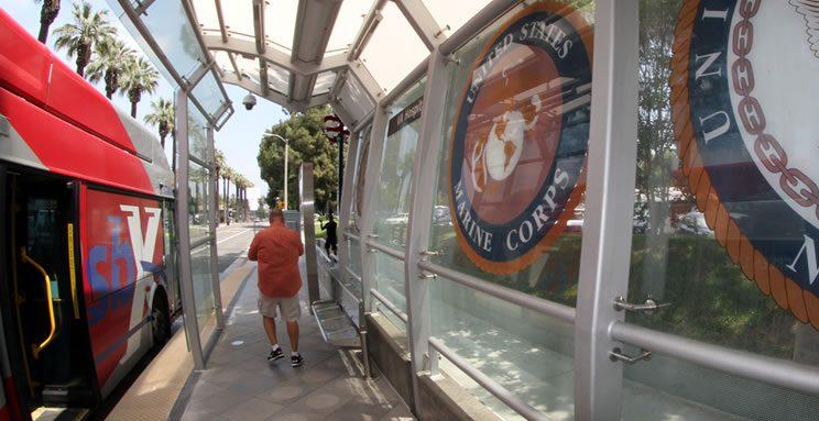 OmniTrans Veterans Bus Rides