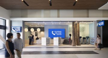Ontario California Welcome Center