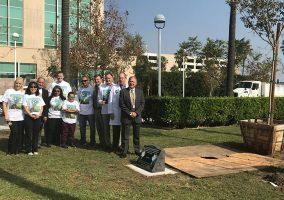 Kaiser Ontario Hospital Tree Planting