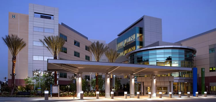 The Kaiser Permanente Fontana & Ontario Medical Centers have