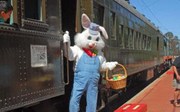 Orange Empire Easter Train Ride