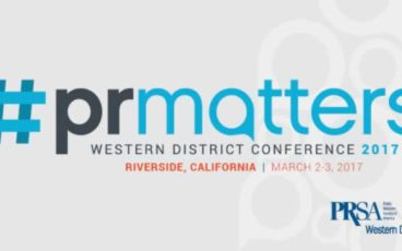 PRSA IE - Western District Conference
