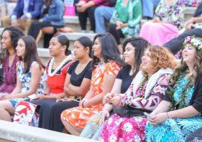 Pacific Islander High School Ceremony