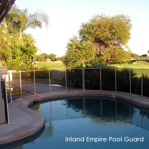 Pool Fence Inland Empire Backyard