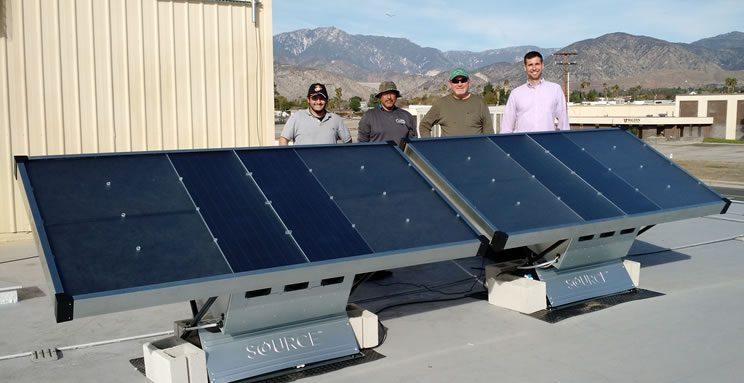 Pure Gold Solar - Source Off Grid