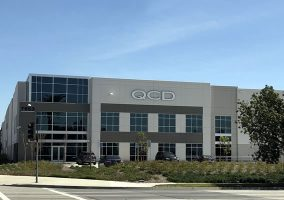QCD Building in Fontana