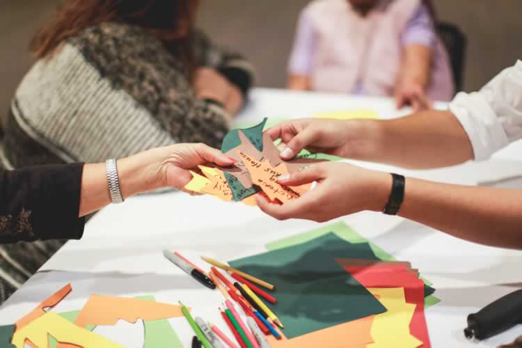 """he Riverside Art Museum (RAM) is proud to launch an artist-in-residency program with Riverside-based artist Cynthia Huerta to facilitate the """"Community Altar Project"""""""