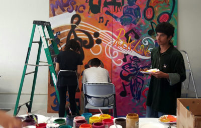 Riverside Art Museum Receives California Arts Council Grant to Benefit At-Risk Youth