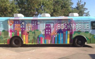 Riverside County Book Mobile