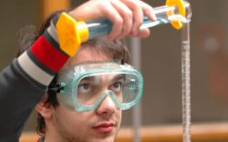 STEM RCC Student