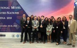 UN Model Team