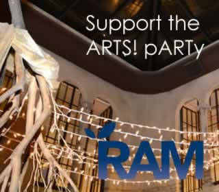 RAM Arts pARTy