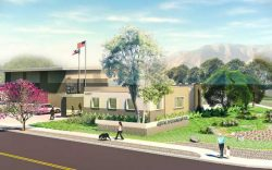 Rancho Cucamonga Ground Breaking