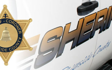 Riverside County Sheriff Header