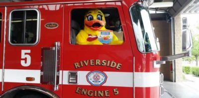 Riverside Fire Department, School District Partner to kick-off Drowning Prevention