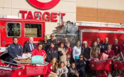 Riverside Fire, Target Children's Gifts