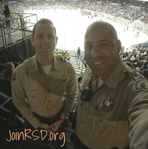 Riverside Sheriff, JoinRSD