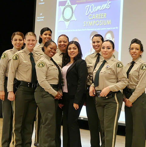 Riverside Sheriff Women