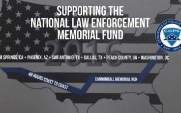 SB Law Enforcement Fund Run