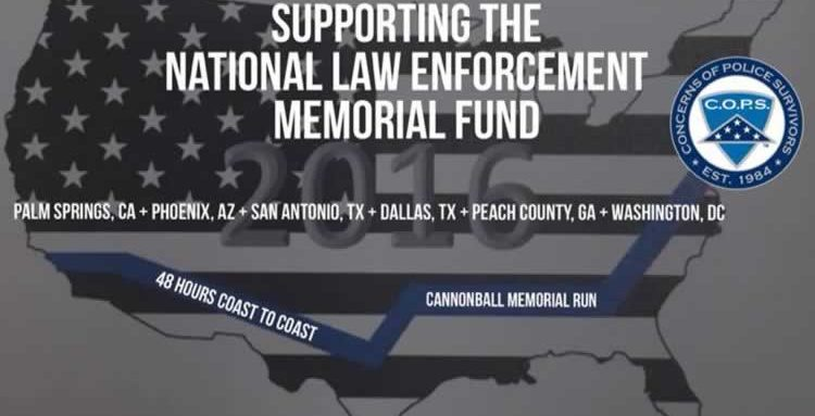 SB Law Enforcement Fund Run