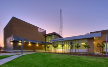 SBCCD - KCET Building