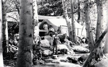 San Bernardino County Museum Gone Camping