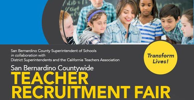 SBCSS Teacher Job Fair March 30th