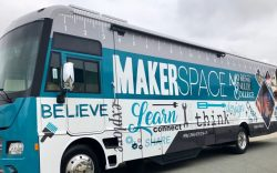 STEM Bus - Moreno Valley College