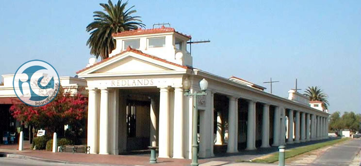 Santa Fe Depot Redlands