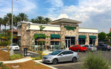 Starbucks Fontana Lease