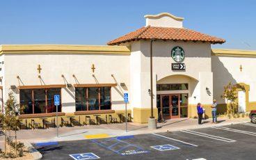 Starbucks Hesperia