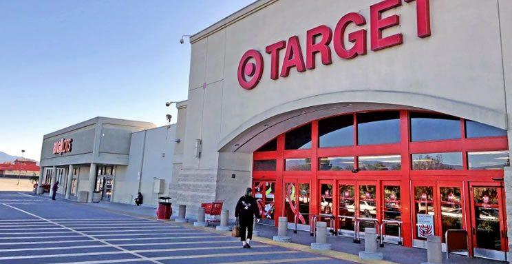 Target San Bernardino
