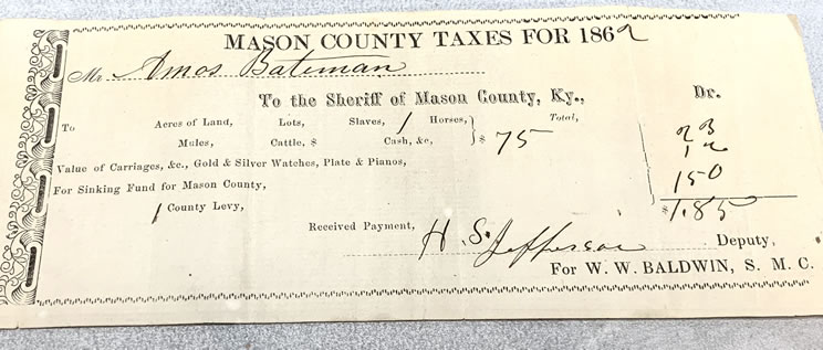 SBCM - Tax Receipt