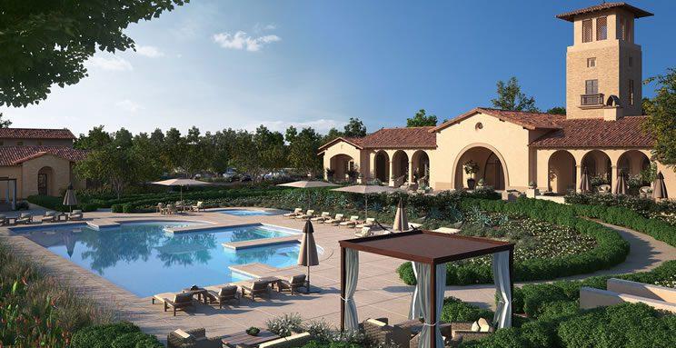 Terramor Terrace Club Temescal Valley